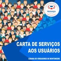 Carta de Serviços ao Usuário