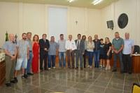 Aprovado projeto que denomina Estrada Manoel Pinto de Azevedo