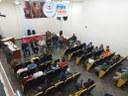 Câmara faz o rescaldo dos problemas e necessidades da Semana Farroupilha em reunião promovida pelo vereador Talis
