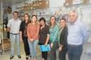 Comitiva montenegrina visita o projeto Farmácia Solidária, em Farroupilha