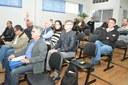 Cristiano Braatz participa da reunião do Comitê Caí em Capela