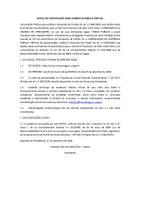 Edital de convocação para Audiência Pública virtual