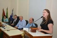 Emater e Grupos Organizados do Lar têm grande reconhecimento na Sessão Comemorativa da Câmara