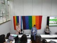 Josi em Brasília na Reunião das Altas Autoridades em Direitos Humanos do Mercosul