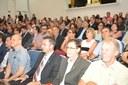 Presidente Cristiano Braatz participa de solenidade de posse no TCE