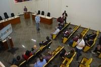 Programa Fim da Espera é apresentado na Câmara de Vereadores
