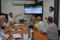 Vereador Cristiano promove encontro de aproximação de Vendinha e Rua Nova com o Executivo