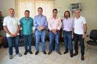 Vereador Juarez da Silva assume presidência da Câmara