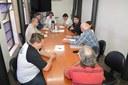 Vereador Juarez empenhado para a regularização de loteamento com mais de 35 anos, no Faxinal