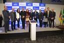Vereadores participaram da inauguração da nova sede do SESC
